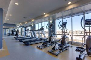2500 sq.ft Gym