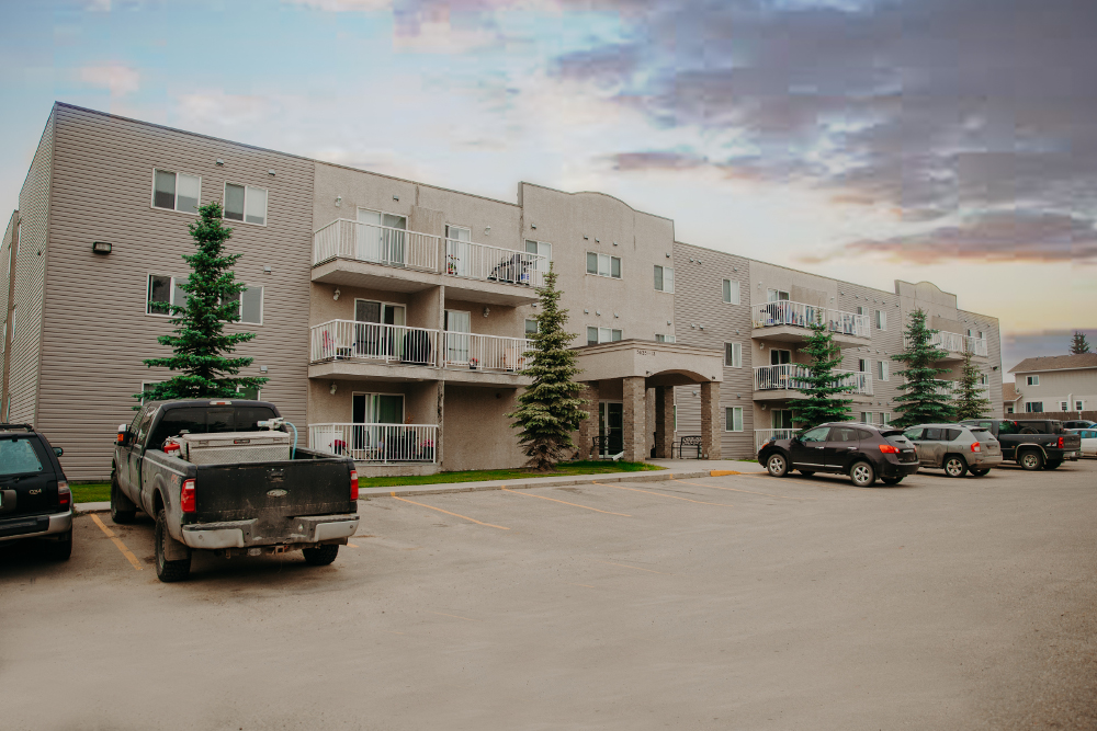 Westwood Apartments - Edson Alberta Apartments for Rent